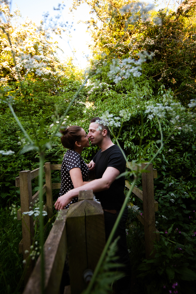 Engagement Shoot Nottingham-21