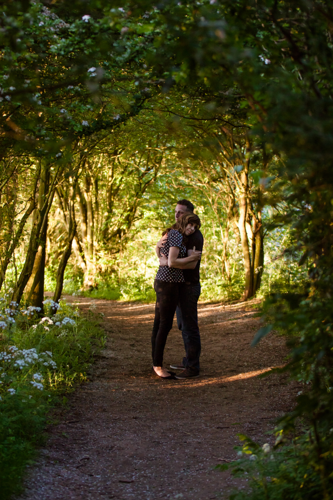 Engagement Shoot Nottingham-4