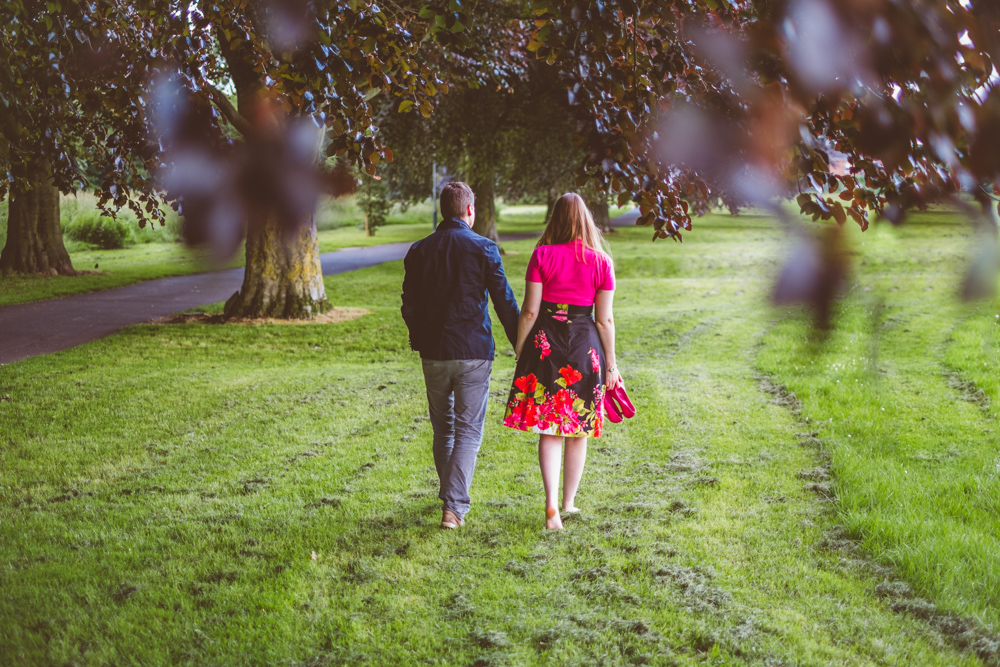Engagement Shoot England