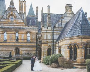 Ettington Park Wedding | Stratford-upon-Avon